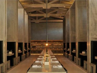 Tartinery Restaurant design by Sguera Architecture PLLC, Leo Sguera architect NY.