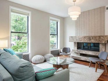 Carroll Gardens townhouse renovation by Sguera Architecture PLLC, Leo Sguera Architect, Brooklyn, New York