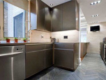 Park Slope Apartment Combination by Sguera Architecture PLLC, Leo Sguera Architect, New York
